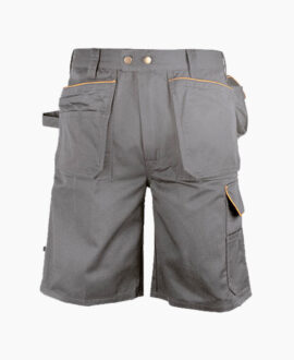 Bermuda cotone poliestere grigio 146G | Seba Group Shop