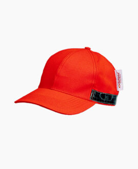 Cappellino estivo arancio riflettente 15FLUO   Seba Group Shop