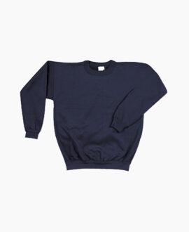 Felpa girocollo blue 898_3U01   Seba Group Shop