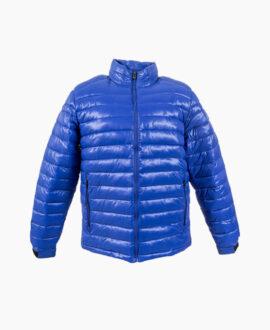 Giacca imbottita blu 700BE | Seba Group Shop