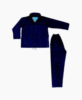 Giacca pantalone pvc blue 103N | Seba Group Shop
