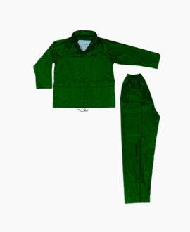 Giacca pantalone pvc verde 103NV | Seba Group Shop