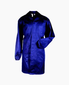 Grembiule lavoro cotone blu 439   Seba Group Shop