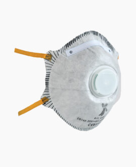 Mascherina FFP1 carboni attivi valvola 4AB   Seba Group Shop