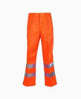 Pantalone arancio alta visibilità 385 | Seba Group Shop