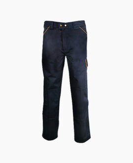 Pantalone cotone poliestere blu 461BC | Seba Group Shop