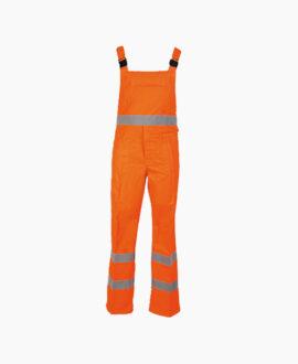 Pettorina arancio alta visibilità 383   Seba Group Shop