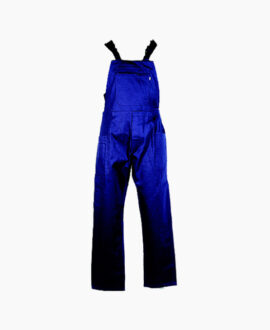 Pettorina lavoro cotone blu 440   Seba Group Shop