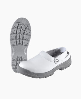 Sandalo in microf. bianco s2 625CE   Seba Group Shop