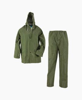 giacca pantalone pvc verde 103V | Seba Group Shop