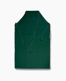 grembiule pvc verde 105AVE   Seba Group Shop