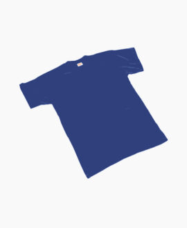 maglietta cotone blue royal 464BRL | Seba Group Shop